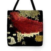 The Bird - V1102b02 Tote Bag