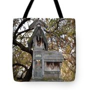 The Birdhouse Kingdom - Black-headed Grosbeak Tote Bag