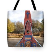 The Birdhouse Kingdom - Clark's Nutcracker Tote Bag