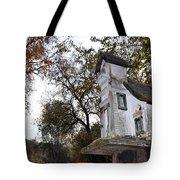 The Birdhouse Kingdom - Mountain Chickadee Tote Bag