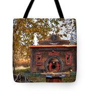 The Birdhouse Kingdom - Red-naped Sapsucker Tote Bag