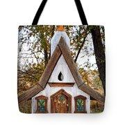 The Birdhouse Kingdom - Steller's Jay Tote Bag