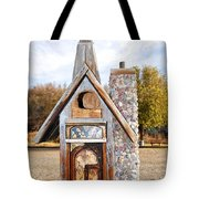 The Birdhouse Kingdom - The American Coot Tote Bag