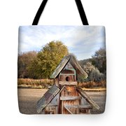 The Birdhouse Kingdom - The American Dipper Tote Bag