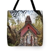The Birdhouse Kingdom - The Cliff Swallow Tote Bag
