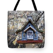 The Birdhouse Kingdom - The Cordilleran Flycatcher Tote Bag