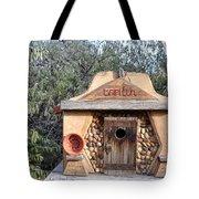 The Birdhouse Kingdom - The Evening Grosbeak Tote Bag