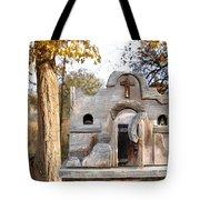 The Birdhouse Kingdom - The Purple Finch Tote Bag