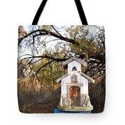The Birdhouse Kingdom - Wilson's Warbler Tote Bag