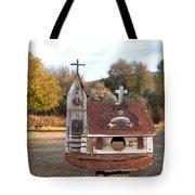 The Birdhouse Kingdom - The Barn Swallow Tote Bag