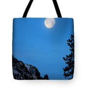 The Bird's Nest Tote Bag
