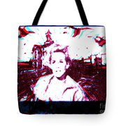 The Birds Revisited Tote Bag