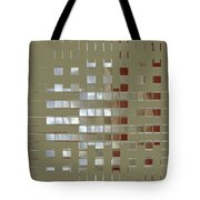 The Birth Of Squares No 1 Tote Bag by Ben and Raisa Gertsberg