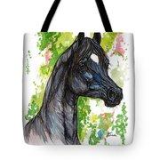 The Black Horse 1 Tote Bag