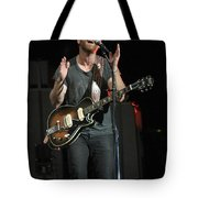The Black Keys - Dan Auerbach Tote Bag