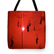 The Black Plague? Tote Bag