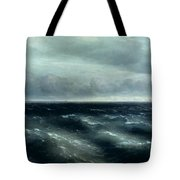The Black Sea Tote Bag