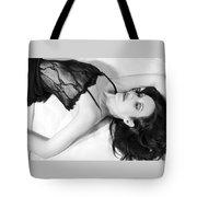 The Black Swan - Self Portrait Tote Bag