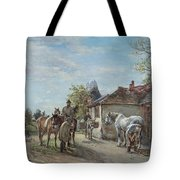 The Blacksmith Tote Bag