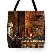 The Blacksmith Tote Bag