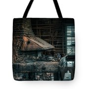 The Blacksmith's Forge - Industrial Tote Bag