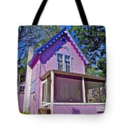 The Blessing In Asbury Grove In South Hamilton-massachusetts Tote Bag