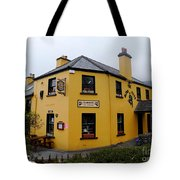 The Blind Piper Pub Tote Bag