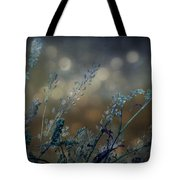 The Bling Of Blue Tote Bag