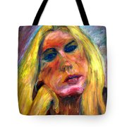 The Blonde 2 Tote Bag