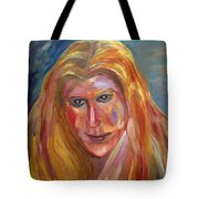The Blonde Tote Bag