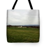 The Bloody Fields Of Antietam 3 Tote Bag