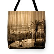 The Bloody Island Xviii Century Navy Hospital In Menorca Miniaturized Tote Bag