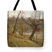 The Bloom Of The Grape Tote Bag