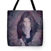 The Blown Kiss Tote Bag