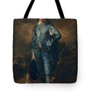 The Blue Boy, C.1770 Tote Bag