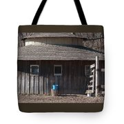 The Blue Bucket Tote Bag