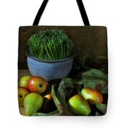 The Blue Clay Pot Tote Bag