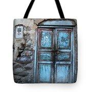 The Blue Door 1 Tote Bag
