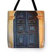 The Blue Door Venice Tote Bag