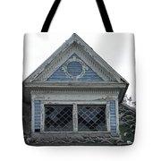 The Blue Gable Tote Bag