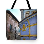 The Blue House Tote Bag by RicardMN Photography