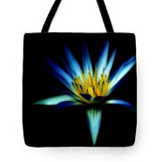 The Blue Lotus Of Egypt Tote Bag