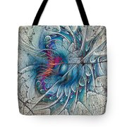 The Blue Mirage Tote Bag
