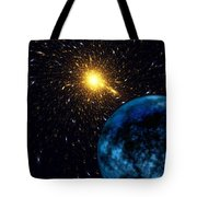 The Blue Planet Tote Bag