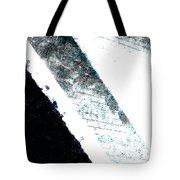 The Blue Streak Tote Bag