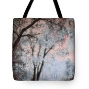 The Blue Trees Tote Bag