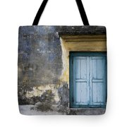The Blue Window Tote Bag