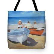 The Boaters Tote Bag