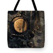 The Boiler Gauge Tote Bag