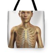 The Bones Within The Body Pre-adolescent Tote Bag